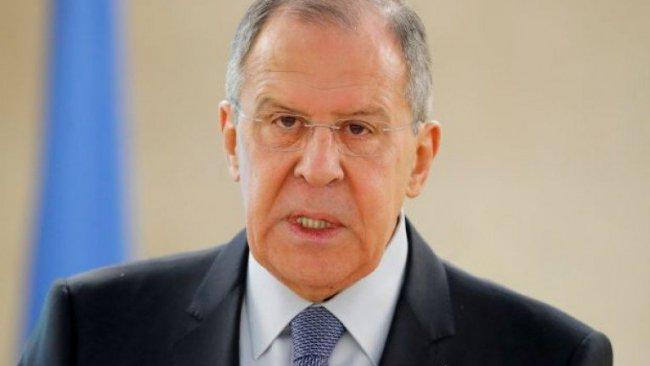 Rusya Dışişleri Bakanı Lavrov Erbil'e geliyor