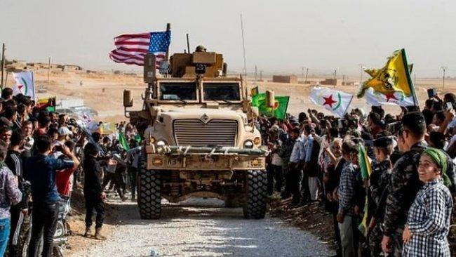 İngiliz Guardian: ABD, Kürt müttefiklerini terk etti