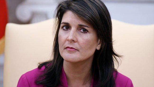 Nikki Haley: Kürtleri ölüme terk etmek büyük bir hata