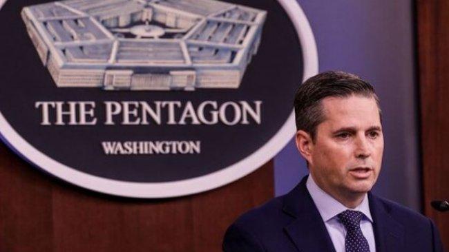 Pentagon yineledi: Türkiye'nin operasyonunu desteklemiyoruz