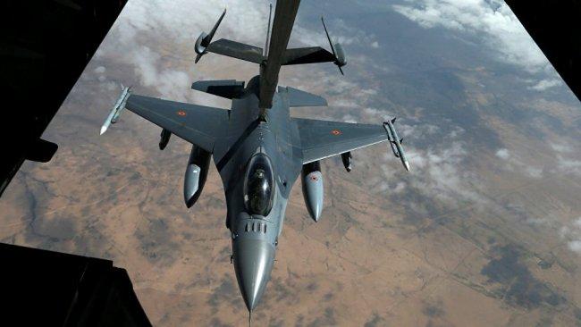 ABD'li yetkili: Türkiye, Suriye'de savaş uçaklarını kullanamayacak