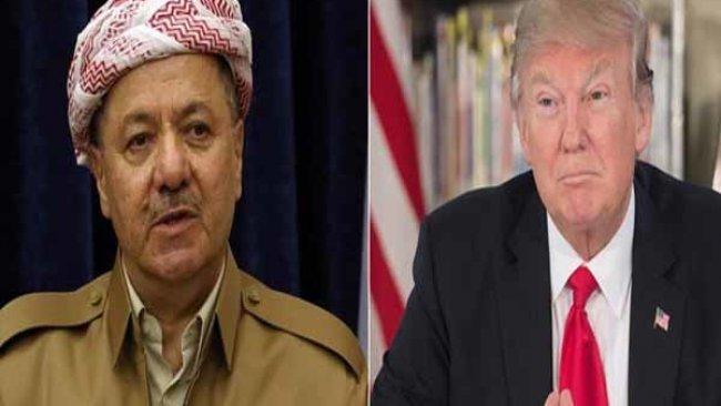 Başkan Barzani'den Trump'a: Kürtlerin kanı para ve silahtan daha değerlidir