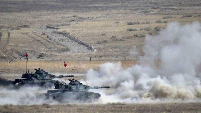 Çatışmalar Türkiye-Suriye sınırının tamamına yayıldı