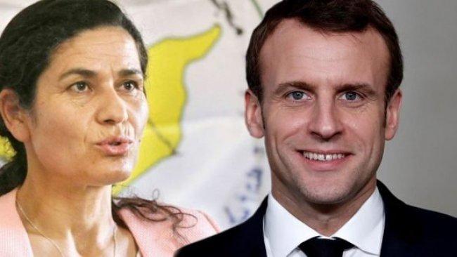 Fransa ve MSD arasında Rojava görüşmesi