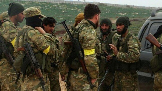 ÖSO 14 bin militanla saldırı için yola çıktı