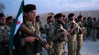 ÖSO: Kürt savaşçılara merhamet göstermeyeceğiz