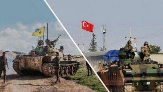 TSK ve YPG'den karşılıklı saldırılar