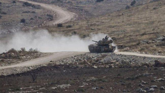 Türkiye Fırat'ın doğusuna harekat başlattı