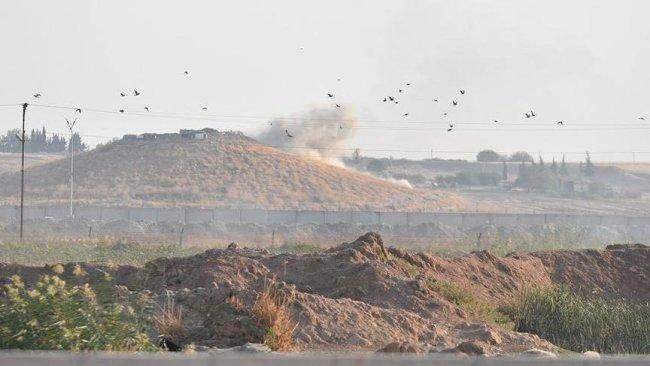 Urfa sınır hattı 'özel güvenlik bölgesi' ilan edildi