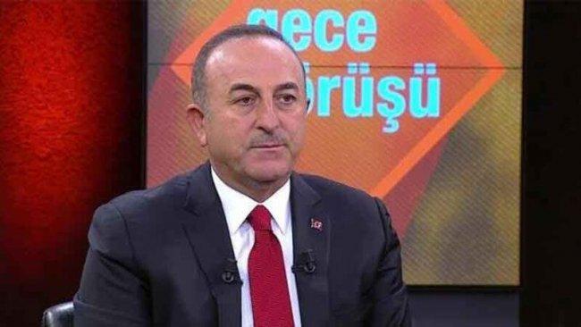 Çavuşoğlu'ndan güvenli bölge açıklaması