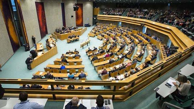 Hollanda parlamentosundan Türkiye'ye yaptırım önerisi