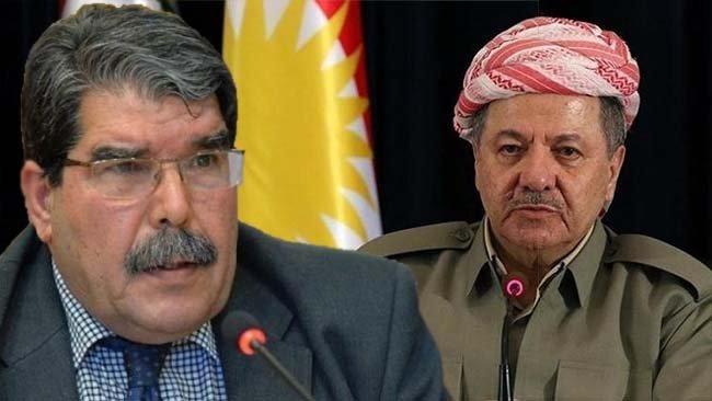 Salih Müslim: Kürtler, Başkan Barzani gibi tavır koymalı