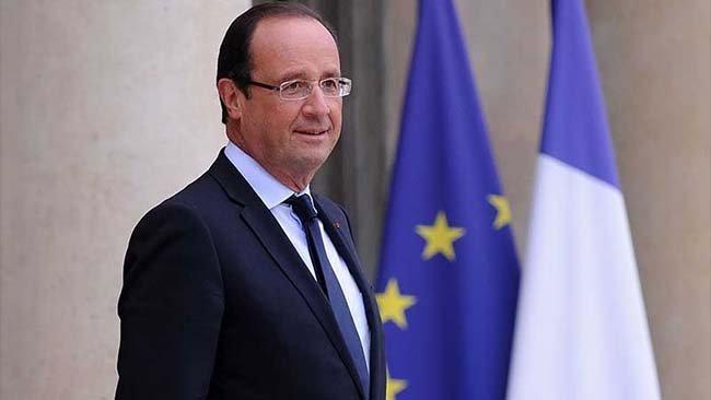 Hollande: Kürtlere saldırı derhal durdurulmalı
