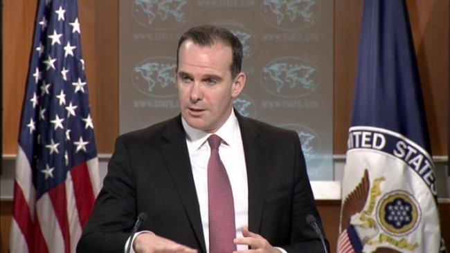 McGurk'tan Trump'ın 'Kürtler Normandiya'da yanımızda olmadı' sözlerine yanıt