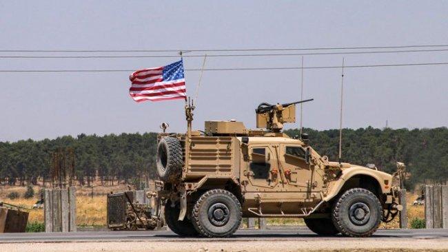 ABD birlikleri yeniden Kamışlo'da devriyeye çıktı
