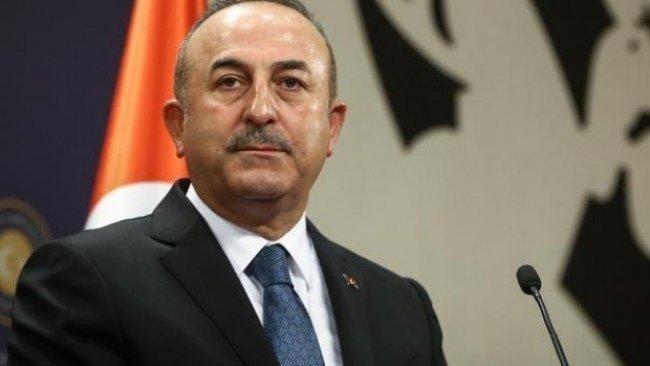 Çavuşoğlu: Türkiye'nin savaşı Kürtlerle değil