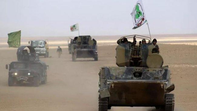DSG'ye bir saldırı da İranlı milislerden: ABD, havadan yanıt verdi