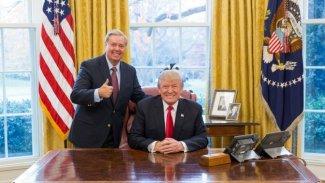 Graham'dan Trump'a 'yaptırım' tebriği: İyi karar