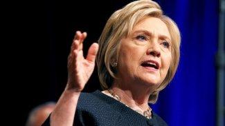 Hillary Clinton'dan yeni Rojava açıklaması