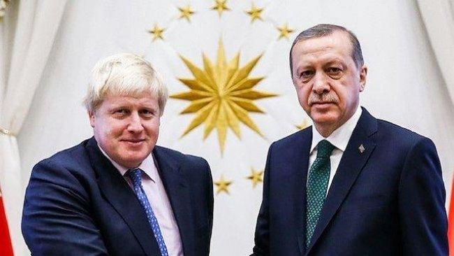 Johnson, Erdoğan'dan harekatın sonlandırılmasını istedi