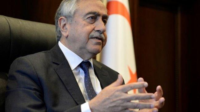 Kuzey Kıbrıs Cumhurbaşkanı: Barış pınarı da desek akan su değil kandır