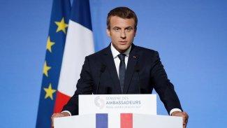 Macron: Türkiye'ye harekatı durdurmalarını açıkça söyledim