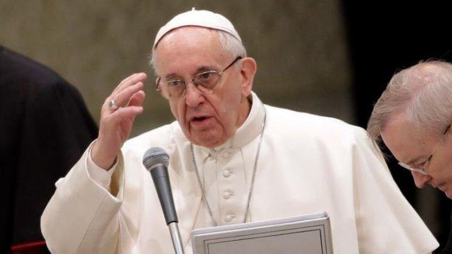Papa Franciscus: Kürtler için dua ediyorum