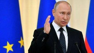 Putin: Suriye'nin Arap Birliği'ne dönme vakti geldi