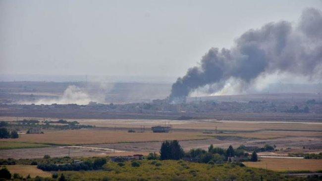 Rojava'daki çatışmalar beşinci gününde