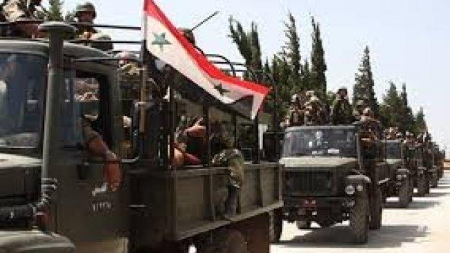 'Suriye ordusu Menbic'e girmeye hazırlanıyor' iddiası