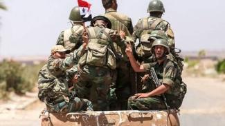 Suriye Ordusu Türkiye'ye karşı harekete geçti