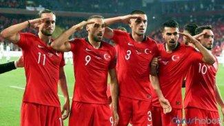 UEFA, Türkiye Milli Takımının asker selamını incelemeye aldı