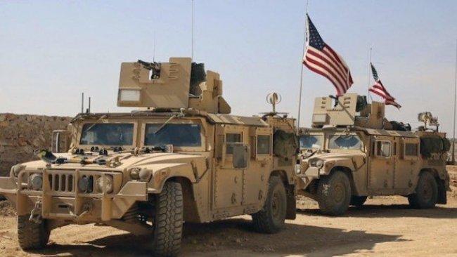 150 ABD askeri Haseke'den ayrıldı
