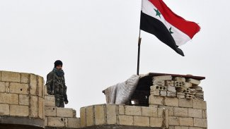 ABD güçleri, Suriye ordusunu Menbiç'e girişini engelemeye çalıştı