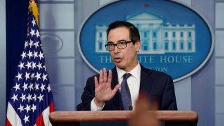ABD Hazine Bakanı: Türkiye'ye yönelik yaptırımlar hazır