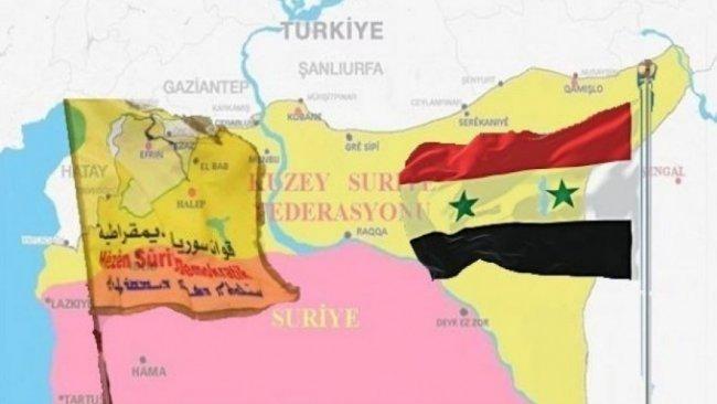 'DSG-Şam anlaşmasında özerklik yok'