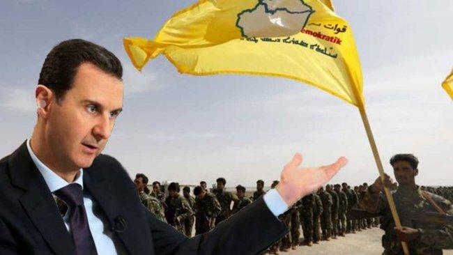 DSG-Şam anlaşmasının bazı maddeleri sızdırıldı