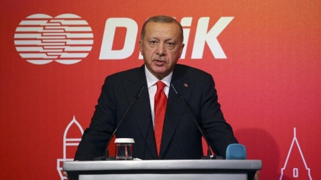 Erdoğan: Dost bildiklerimizin ayak oyunlarına maruz kaldık