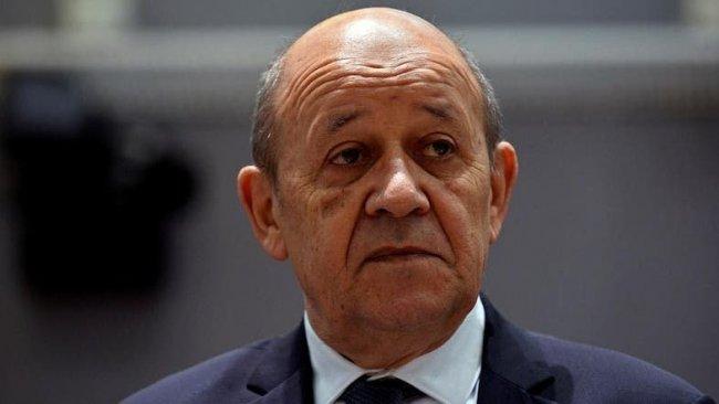 Fransa Dışişleri Bakanı, Fransa-Türkiye maçını izlemekten vazgeçti