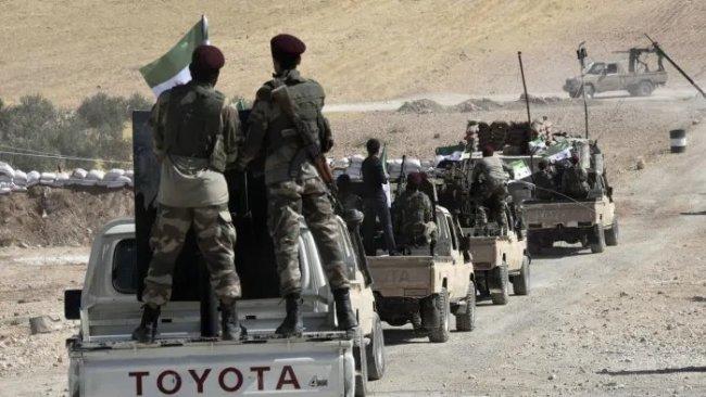 Suriye ordu güçleri DSG'nin kontrolündeki 2 ilçeye daha ulaştı