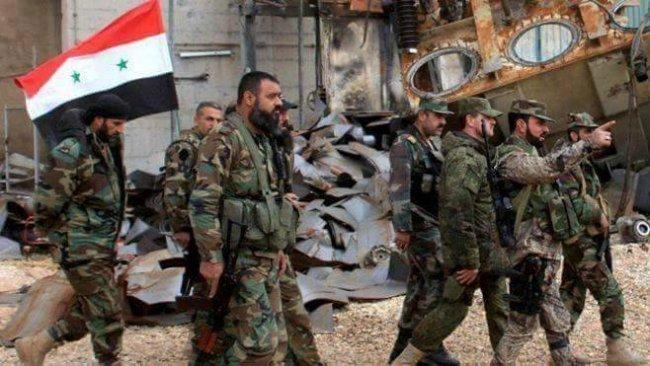 Suriye ordusu, Rojava'da bir ilçeye daha girdi