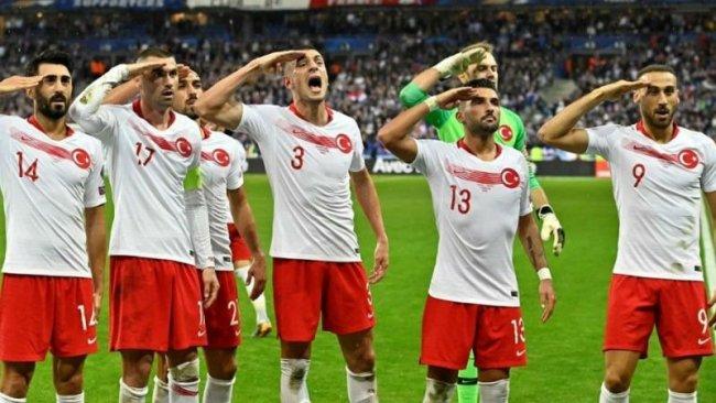 Fransa-Türkiye maçı: UEFA 'asker selamı' nedeniyle soruşturma başlattı