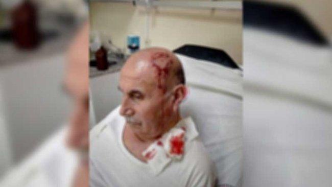 Kürtçe konuşan yaşlı adama Irkçı saldırı!