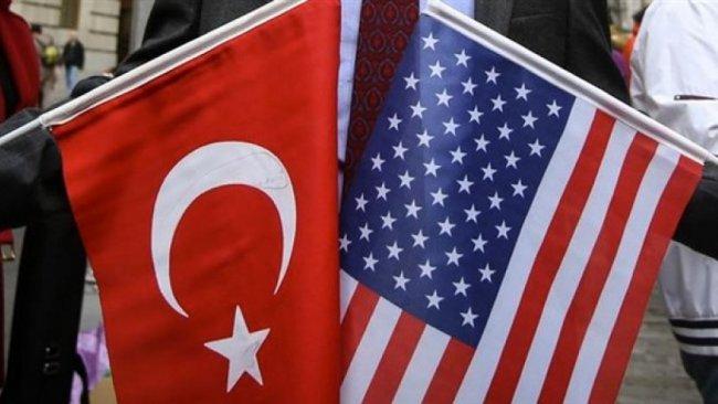 ABD heyeti, Türkiye'de