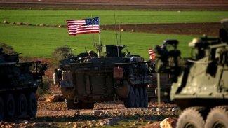 ABD, Menbiç'in güneydoğusuna yeniden konuşlanıyor