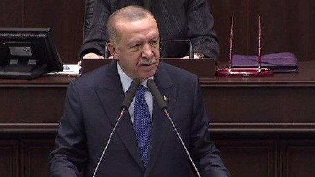 Erdoğan: Türkiye, tarihinin hiçbir döneminde sivil katliamı yapmamıştır