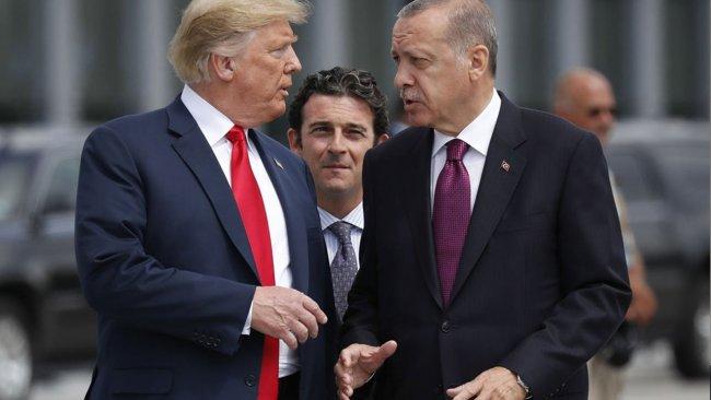 Erdoğan'dan Trump'a 'Kobane' sözü