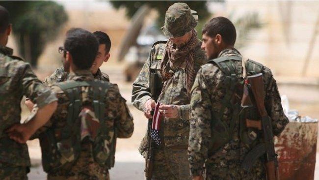 FP: ABD, YPG'ye Türkiye operasyonuna karşı hazırlık eğitimi verdi