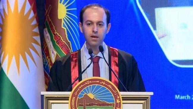 Kürt profesör Koçer Bîrkar'dan 'Rojava' tepkisi