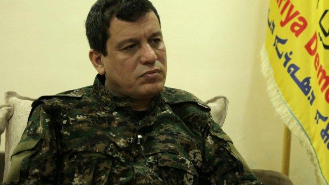 Mazlum Kobane: Suriye ve Rusya ile görüşmemiz zorunlu bir hamleydi